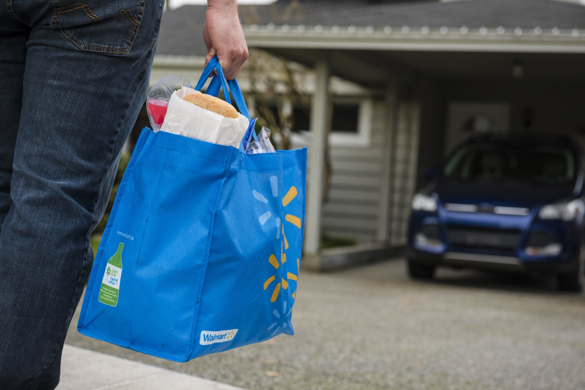Walmart Expands Online Grocery Delivery Thanks to Partnership With Postmates