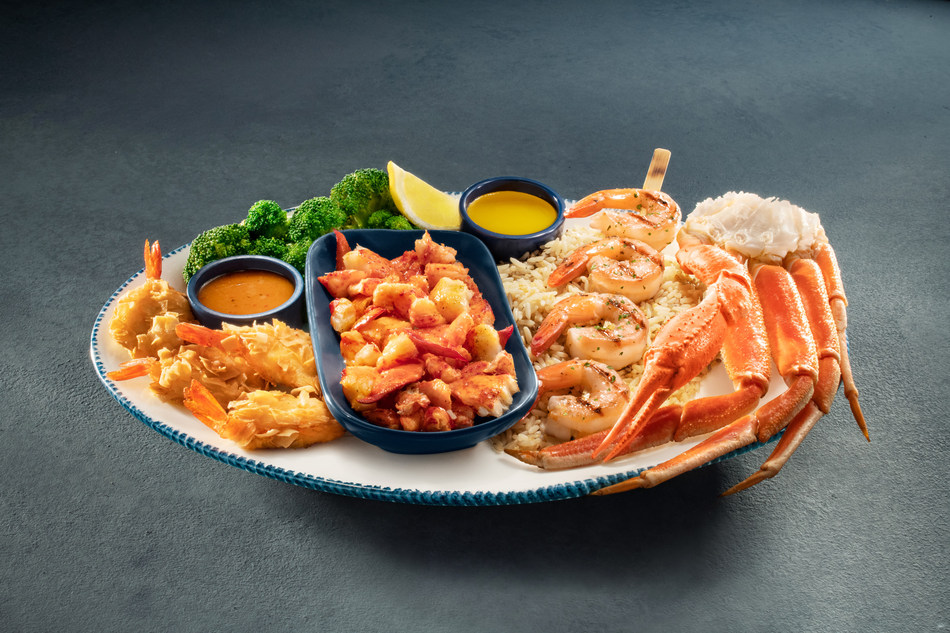 Red Lobster Celebrates the Holidays With New Offerings in Create Your Own Ultimate Feast®