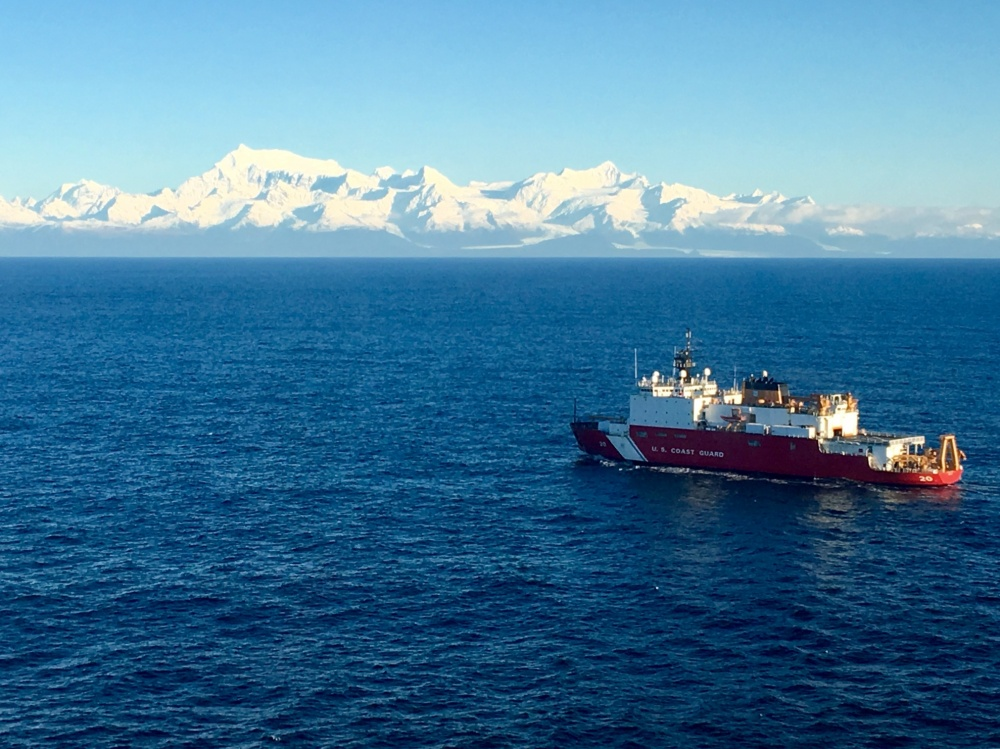 As Coast Guard Celebrates 229 Years of Service, Attention Shifts to Alaska and the Arctic