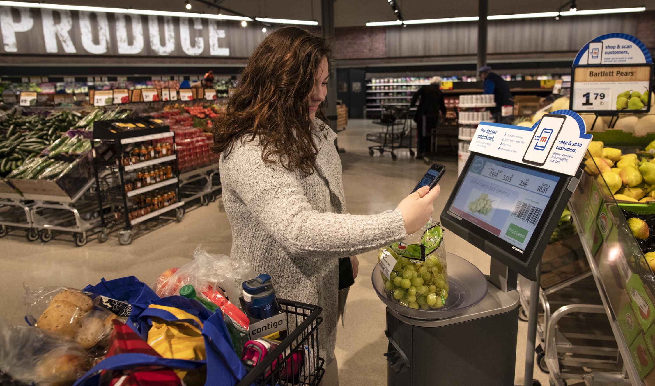 sweden lets shoppers scan - HD2250×1329