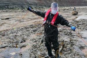 UK Environment Agency Seizes Illegal 40-Meter Fishing Net