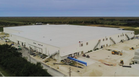 Atlantic Sapphire Completes Phase 1 of Construction on Bluehouse Facility