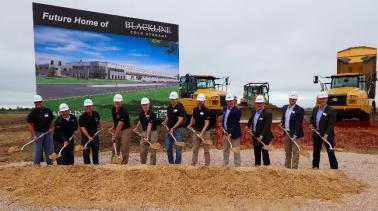 Blackline Cold Storage Breaks Ground on New Port of Houston Facility