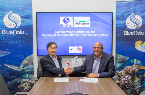 Cell-Based Seafood Company BlueNalu Signs MOU with South Korean Company Pulmuone