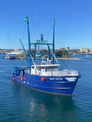 PHOTOS: Blue Harvest Relaunches Scalloping Vessel Blue Water After Refurbishment and Restoration