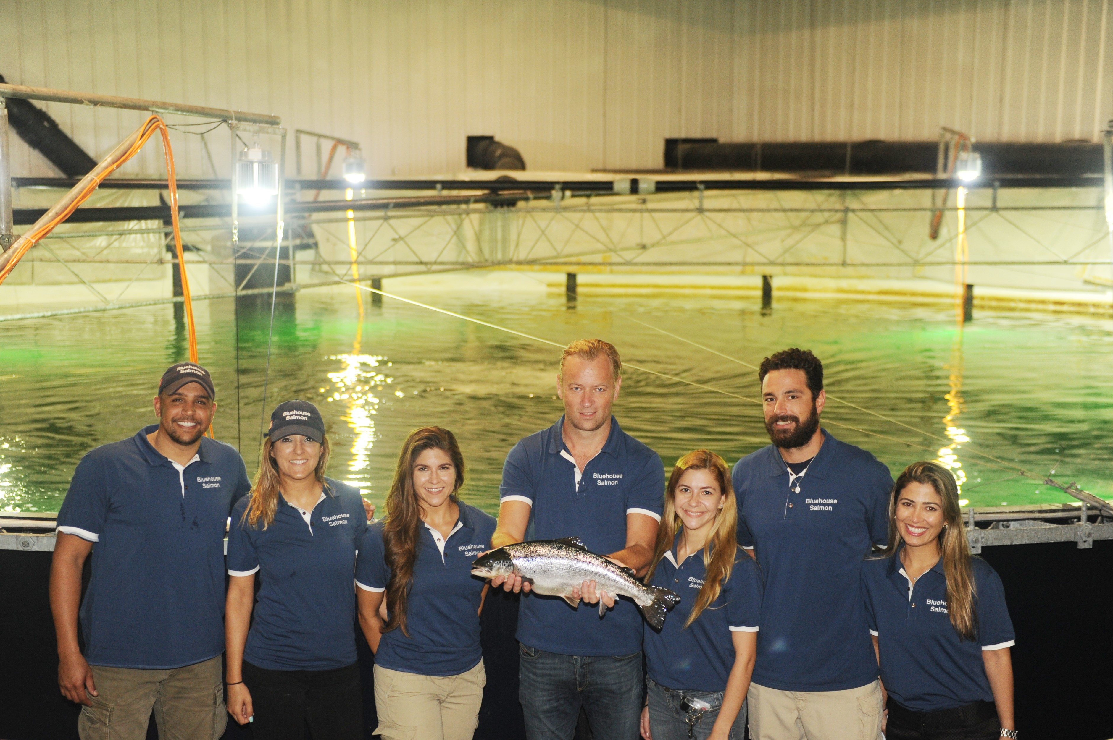 Atlantic Sapphire Concludes First Land-based Fish Harvest in U.S.