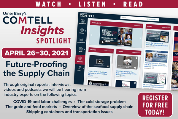 COMTELL Insights Spotlight: Future-Proofing the Supply Chain FaQ