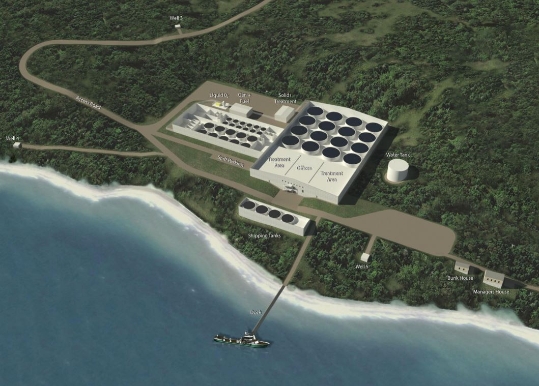 Cooke Aquaculture Gets Approval for Land-based Salmon Hatchery in Nova Scotia