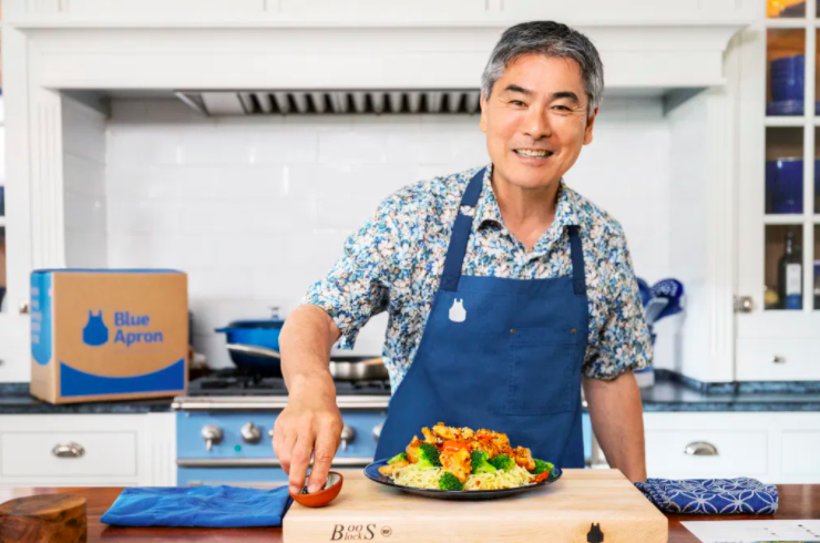 Blue Apron Partnership With Roy Yamaguchi Introduces Hawaii-inspired Shrimp and Scallop Recipes