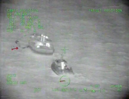 Coast Guard Rescues 3 Florida Fishermen From Vessel Taking on Water