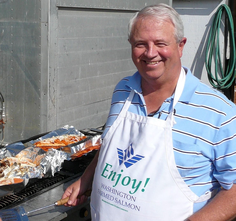 """Aquaculture Leaders Honor Dan Swecker, Fish Farming Pioneer and """"True Statesman"""