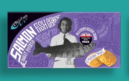 BigFish Brand Introduces Two New Fish Cakes to its Lineup in the UK