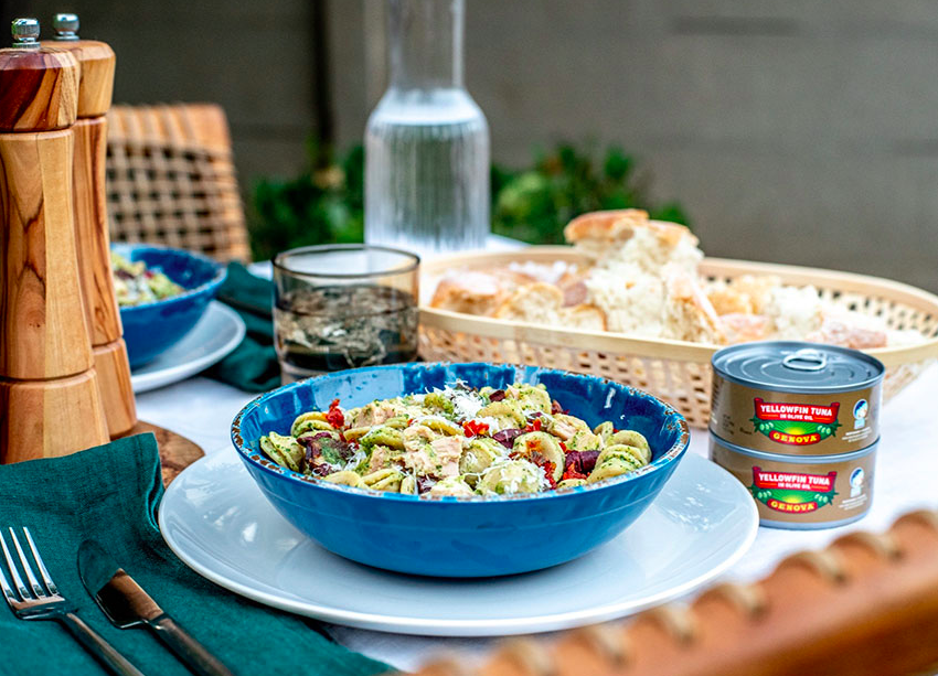 Genova Premium Tuna Sells Out of Complimentary Mediterranean-Inspired Meal Kits