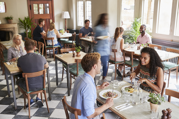 Restaurant Sales Grew in June as Industry Recovery Continues