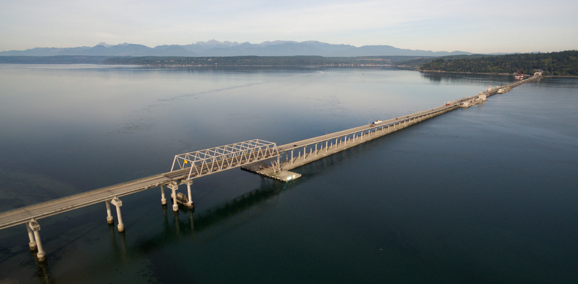 WDFW, Army Corps Collaborate on Restoration, Bridge Replacement to Benefit Salmon and Whales