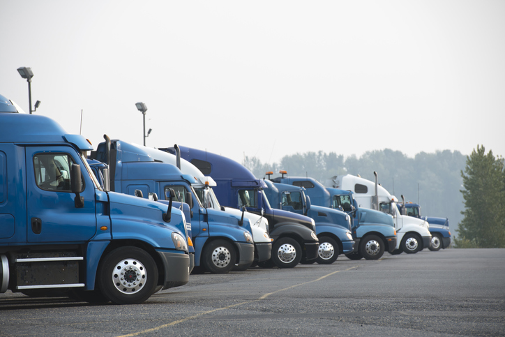 Trucking Association Urges Government to Make COVID-19 Testing Available for Truck Drivers