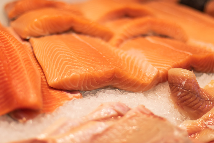 Norwegian Salmon Exports Show Signs of Life in May