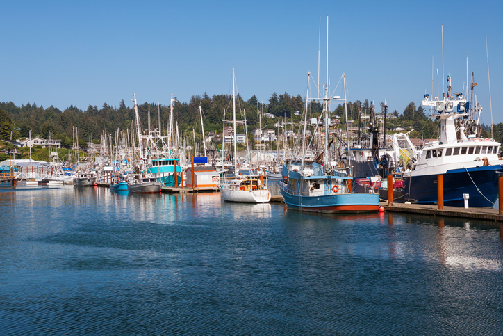 City Water Woes Worsen Industry Upheaval in Newport, Ore.