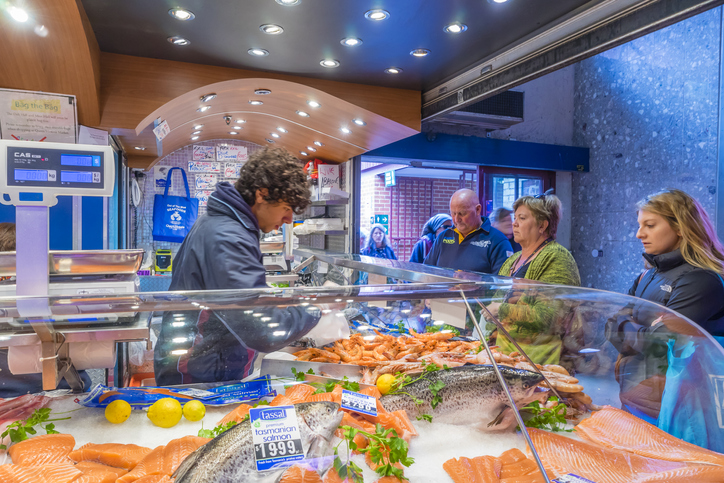 Nielsen Study Finds Almost All Australian Households Purchase Seafood At Least Once Per Year