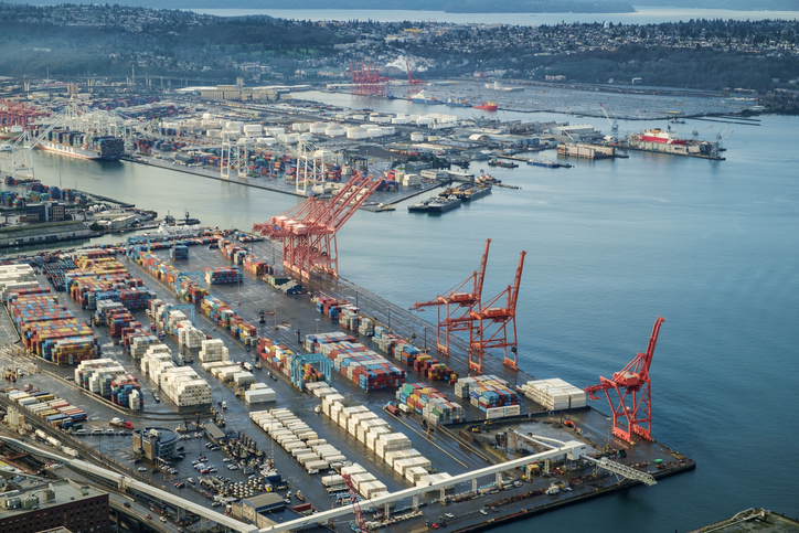 Seattle Port Would Sink Without Alaskas Fisheries