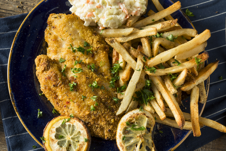 Senate Recognizes August as National Catfish Month