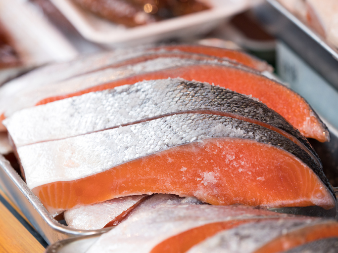 Tokyo October Salmon Market: Frozen and Salted Coho Stable, Salted Fall Chum Decline