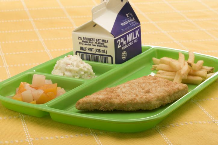 USDA Buys $23.8 Million of Canned Salmon, Frozen Pollock for U.S. School Lunch Program