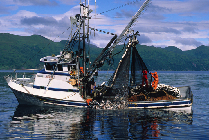 Alaska Fishing Jobs Set Records in 2017