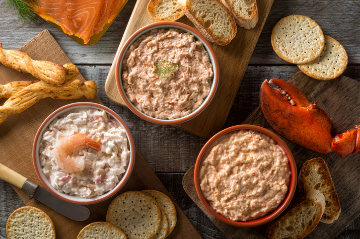 Popular Super Bowl Recipes and Food Ideas For The Seafood Lover
