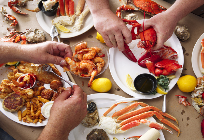 These are the Top 10 Seafood Items Consumed in the U.S. for 2018