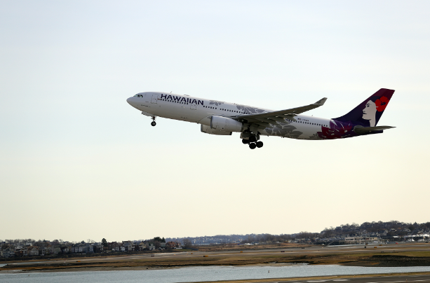 Hawaiian Airlines Launches New Route From Honolulu to Boston; Live Lobster on Inaugural Flight