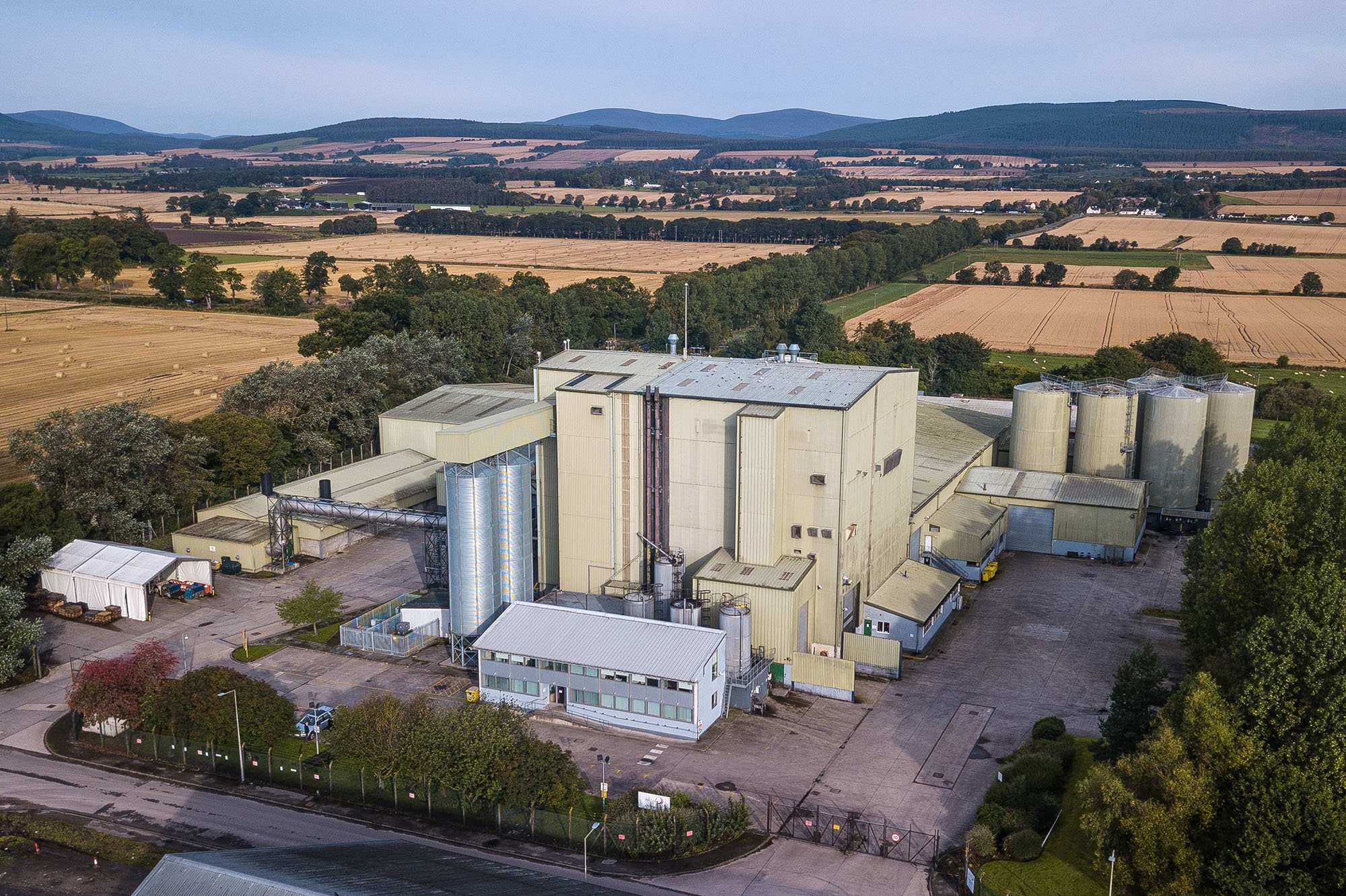 Cooke Seafood Acquires Fish Feed Mill in Scotland