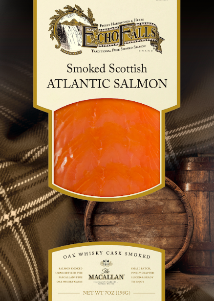 Ocean Beauty's Echo Falls Brand Launches 3 New Smoked Salmon Products