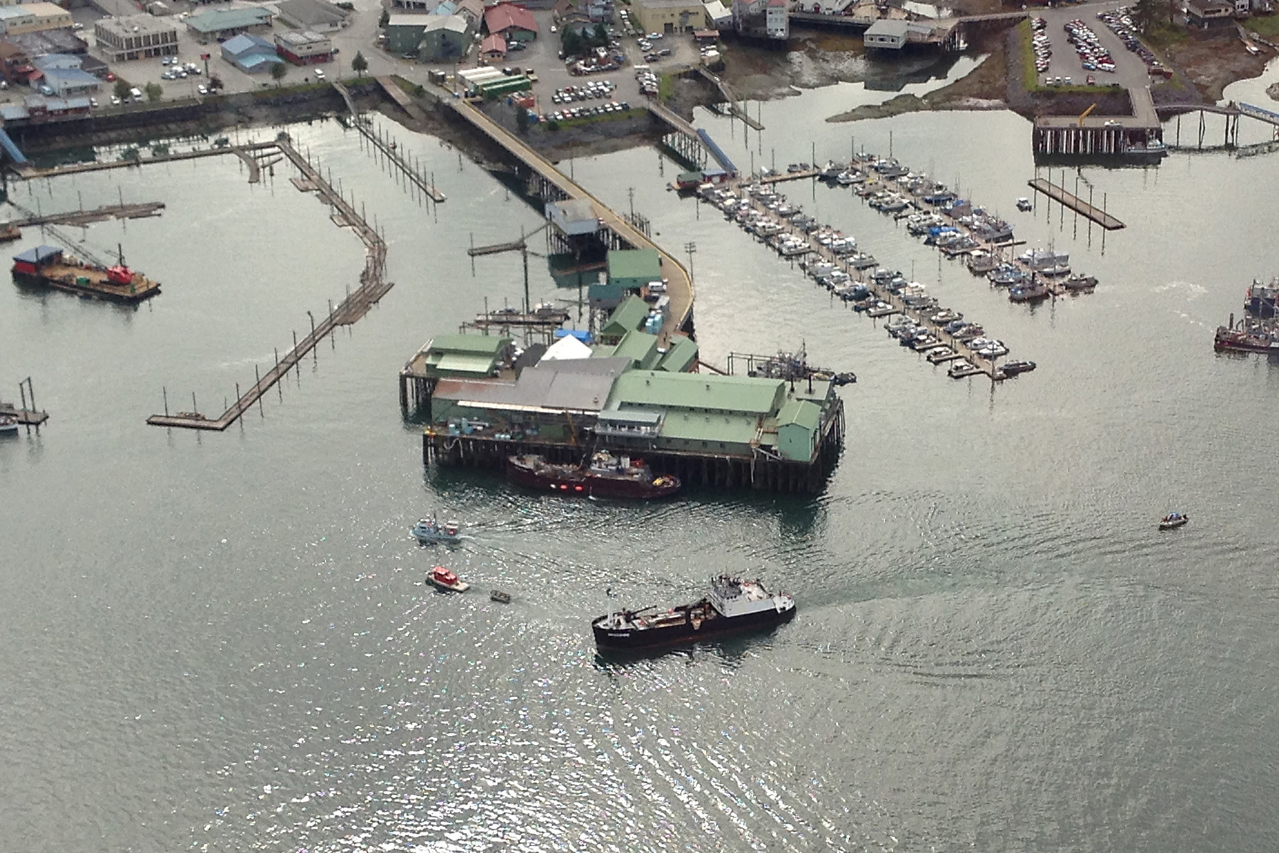 Ocean Beauty Sells Shuttered Seafood Cannery in Petersburg