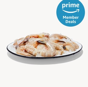 Yes, Amazon is Offering a Discount on Shrimp During Prime Day
