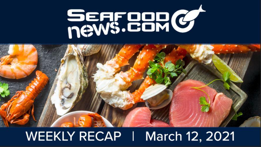 VIDEO: American Rescue Plan; Seaspiracy Controversy; Crab at Retail; 7-Eleven Pollock Bites