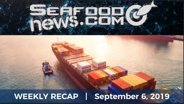 VIDEO: MLA Withdrawal; Food Export Northeast; Salmon Retail; Cell-Based Seafood Coalition