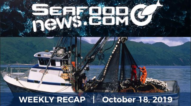 VIDEO: Seafood Makes You Smart; Climate-Ready Fisheries Act; Aquaculture Management; Anchovies