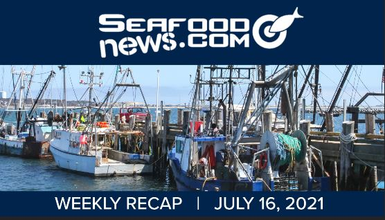 VIDEO: King Crab Prices Up; EO Promotes Competition; Atlantic Sapphire Mortality; And More