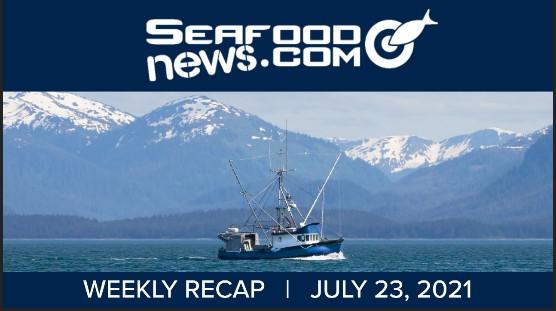 VIDEO: COVID in Alaska and Vietnam; Vibrio Cases in Washington; Long John Silvers Plant Based Menu