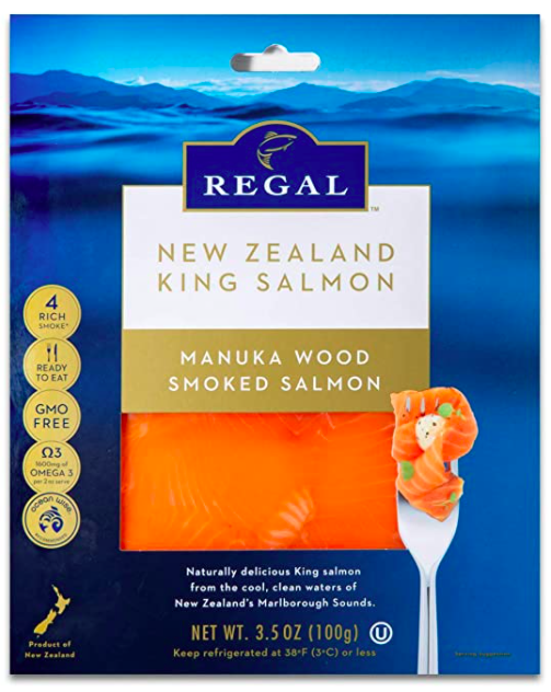 Regal New Zealand King Salmon Kicks Off New Year With 4 Awards