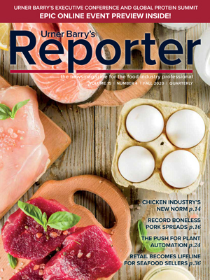 Urner Barrys Reporter Fall 2020 Issue Released; Read It Online For Free Now