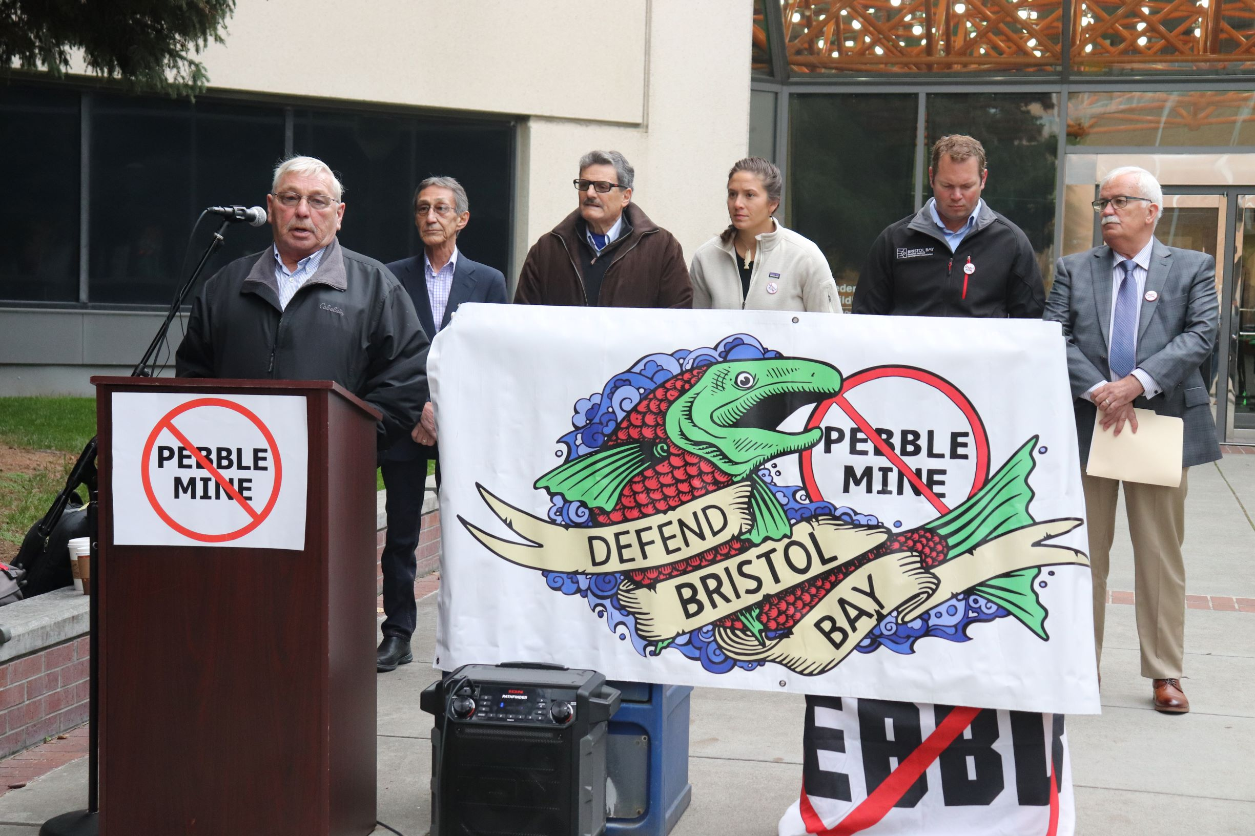 Five Groups Sue EPA on Pebble Mine Action, then Trout Unlimited Announces Lawsuit