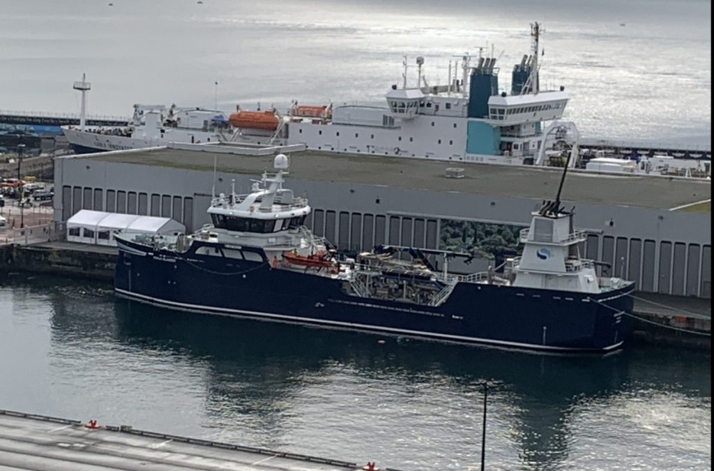 Grieg Seafood Launches New $40 Million Wellboat to Combat Sea Lice in Canada