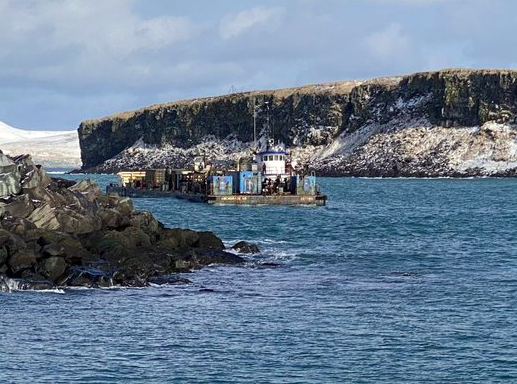 Saint Paul Island's Fuel Shortage — in its 5th Month — is Finally Over