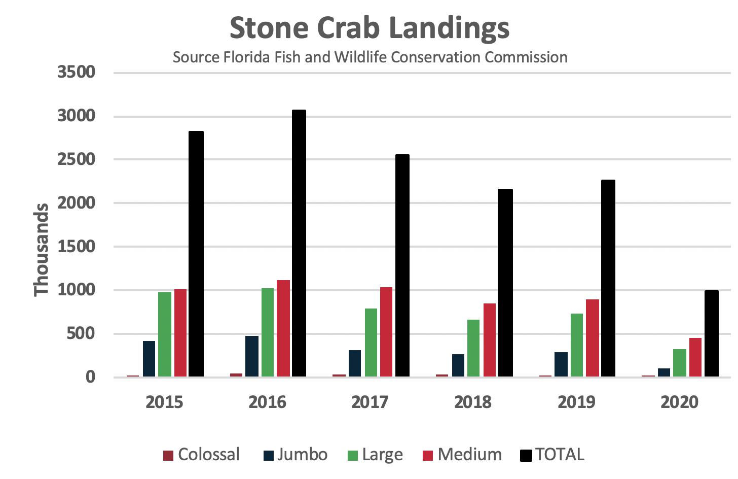 ANALYSIS: Early Look at Stone Crab as Shortened Season Begins