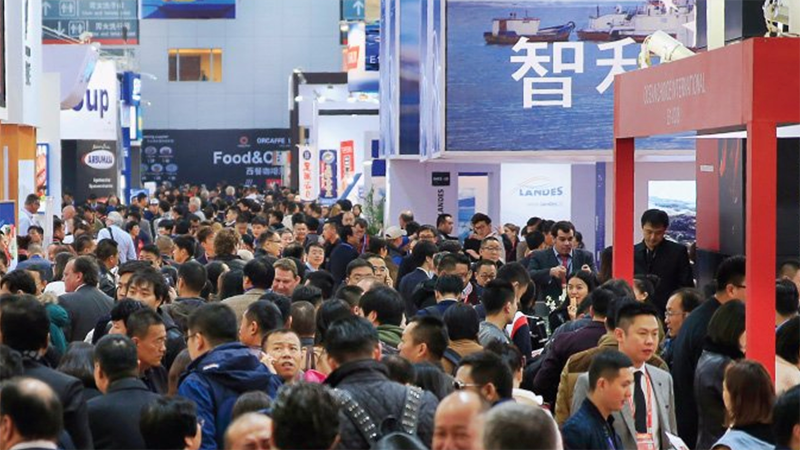 Final Numbers for China Fisheries Show: Traffic up 13%, Exhibit Space up 22% as China Market Grows