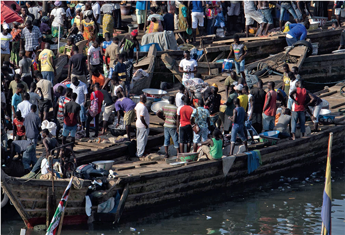 EJF Says Chinese Interests Illegally Own Most of Ghanian Industrial Fishing Fleet; Call for Reforms