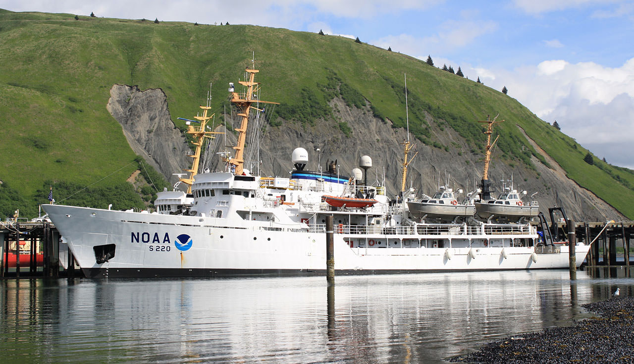 Industry Letter to NOAAs Gallaudet Stresses Need For Full Fish Surveys in Alaska