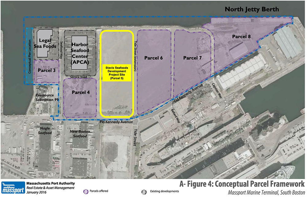 Stavis Seafoods Gets Go Ahead to Develop New Industrial Waterfront Site in Boston